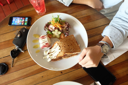 Warm Brunch at Hartwood Grill & Bar, Bandung