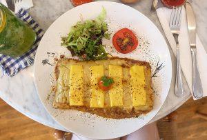 Baker Street - Lasagna