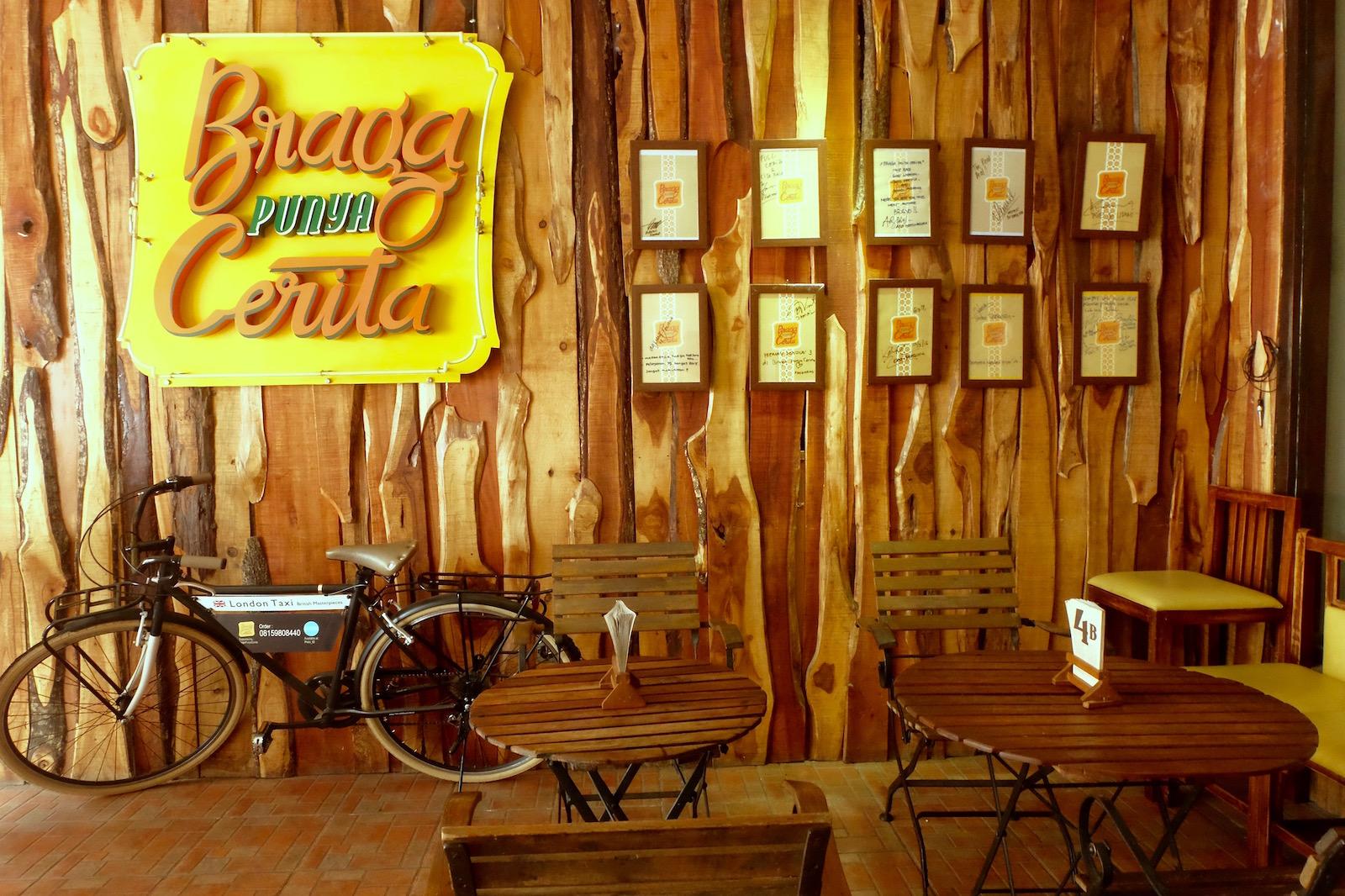 Feeling So In Love with Bandung at Braga Punya Cerita