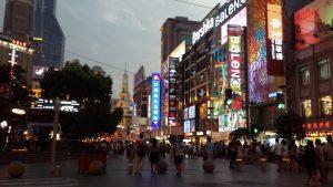 Nanjing Road, China