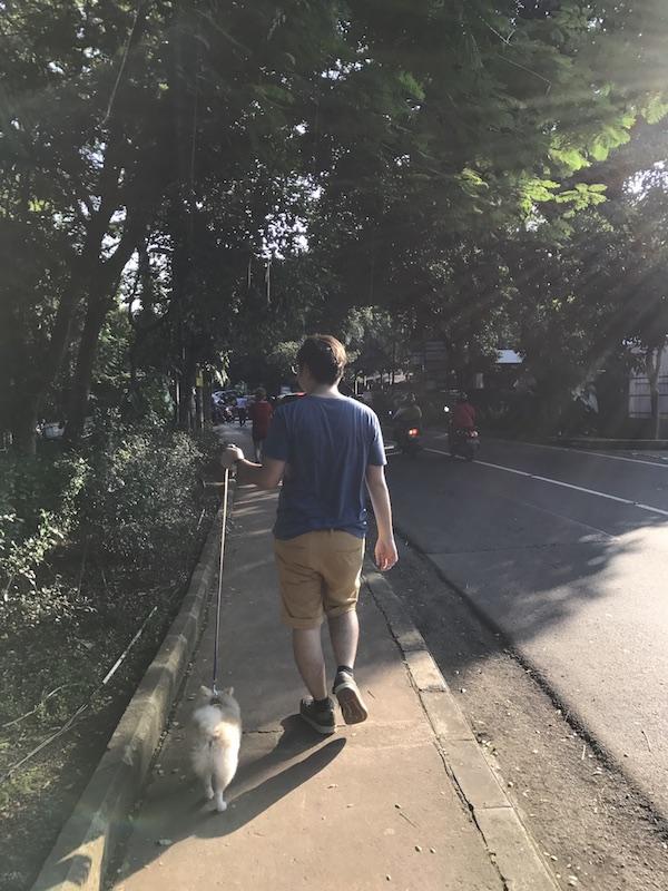 Menuju Taman Kencana
