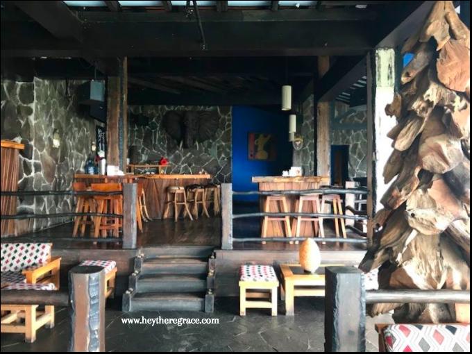 Rumah Miring Bandung - Indoor 1