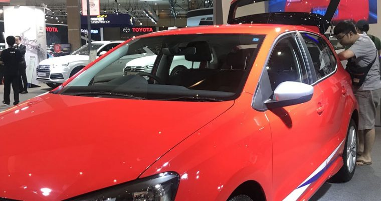 Review from a Dumb : Volkswagen Polo | IIMS 2018