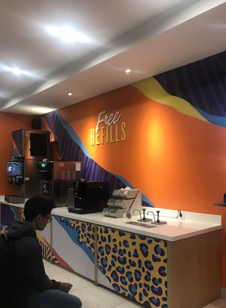 heytheregrace.com | Flip Burger Bandung - Refill Station