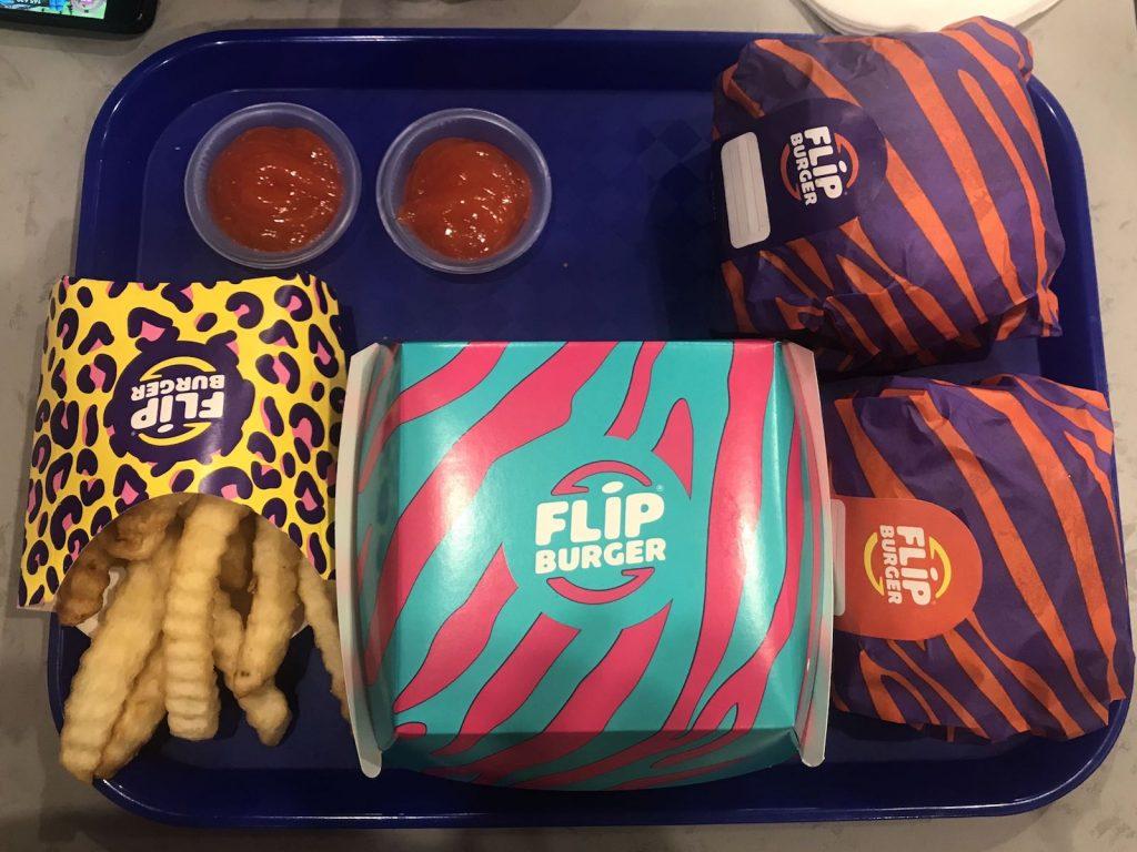 heytheregrace.com | Flip Burger Bandung