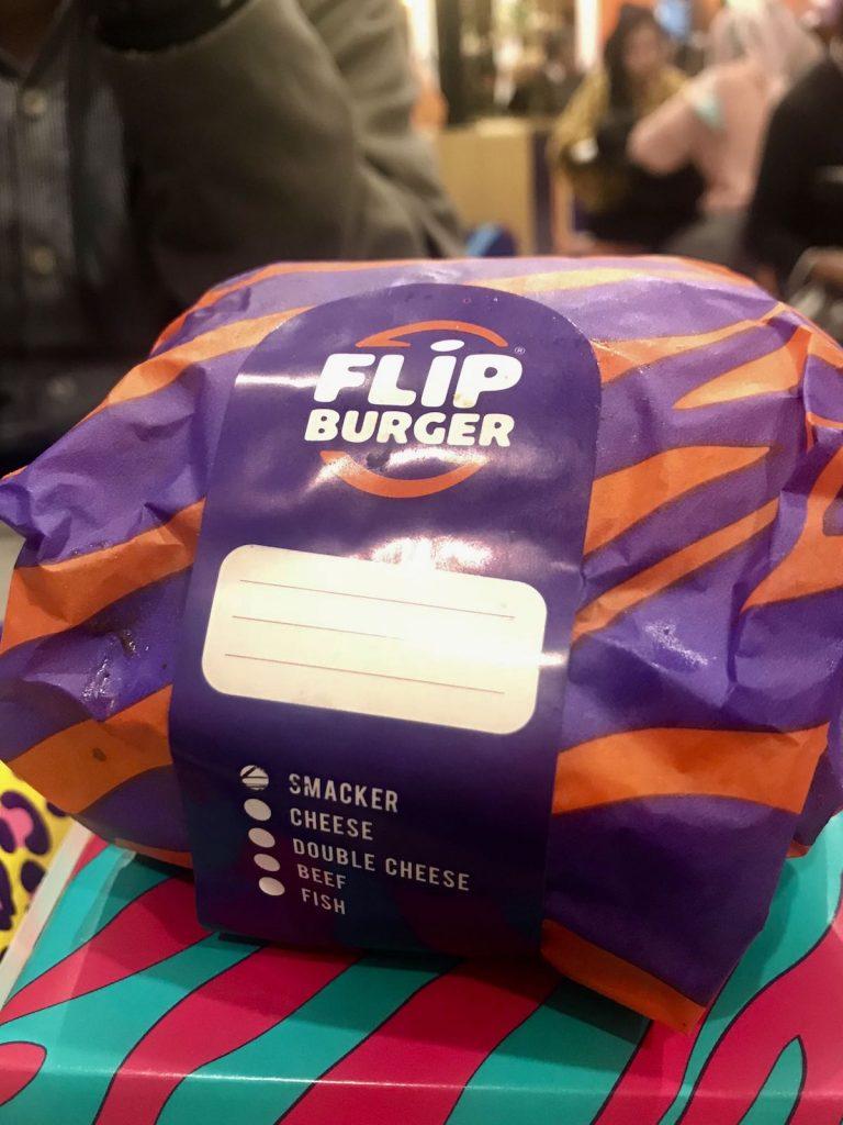heytheregrace.com | Flip Burger Bandung - Smacker