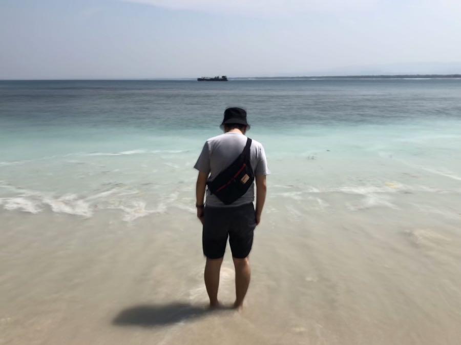 heytheregrace.com | Pantai Pasir Putih at Pantai Pangandaran