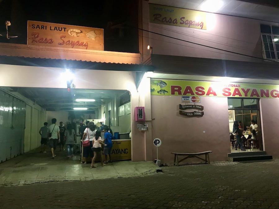 heytheregrace.com | Rasa Sayang Restauran Pantai Pangandaran