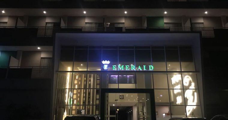 Pengalaman Menginap di Hotel Emerald Pangandaran