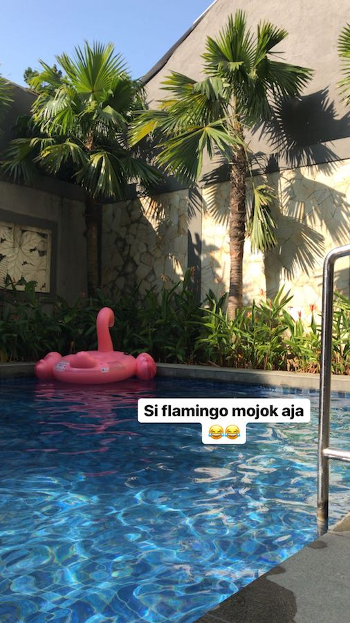 Emerald Hotel Pangandaran - Pool & Floaties