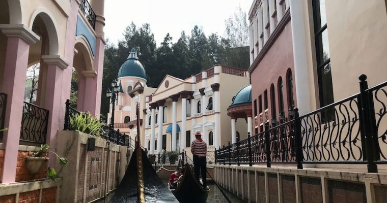 Pet Friendly Attraction : Little Venice Puncak, Bogor