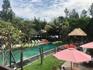 heytheregrace.com | Villa Aman D'Sini - Pool & Restaurant Area