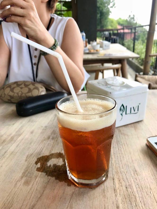 heytheregrace.com | Villa Aman D'Sini - Es Lemon Tea