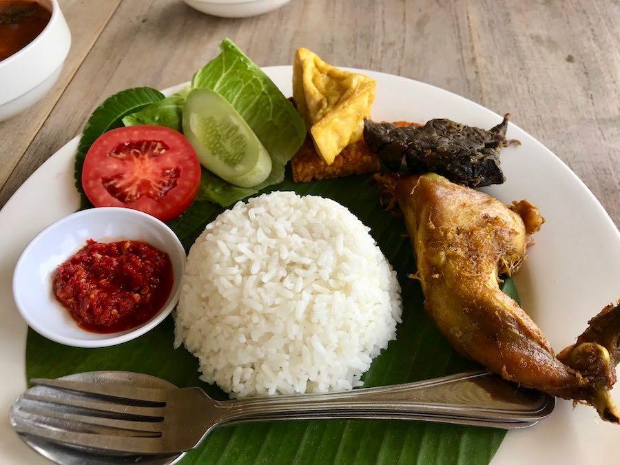 heytheregrace.com | Villa Aman D'Sini - Paket Ayam (Nasi)