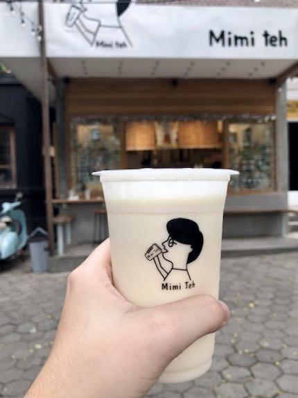 heytheregrace.com | Mimi Teh - Real Cheese Tea Jasmine