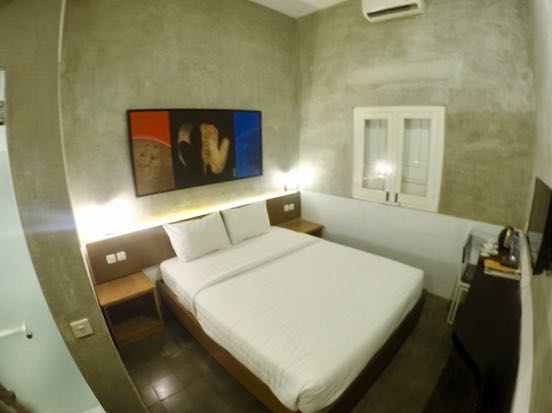 heytheregrace.com | Watu Agung Guest House - The Room