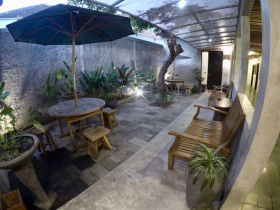 heytheregrace.com | Watu Agung Guest House - Outdoor Area 2