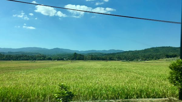heytheregrace.com | View on the way to Purwokerto