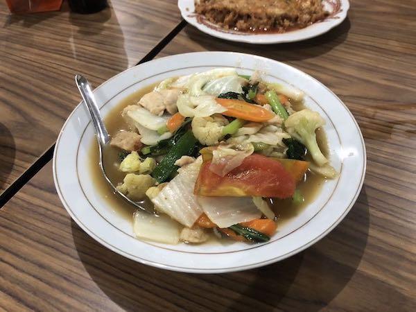 heytheregrace.com | Cap Cay Goreng di Restaurant Cahaya Mas Purwokerto