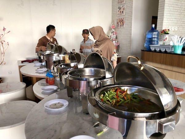 heytheregrace.com | Hotel Besar Purwokerto - Breakfast 3