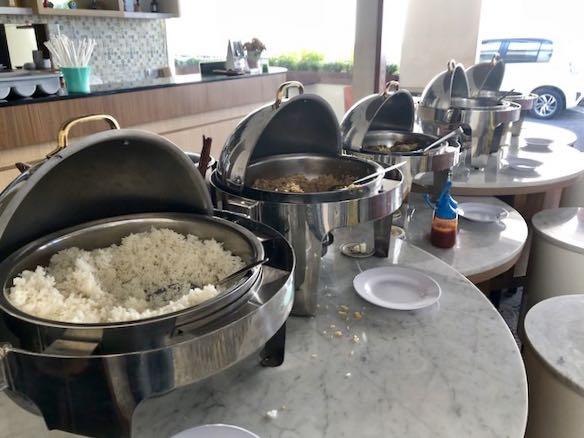 heytheregrace.com | Hotel Besar Purwokerto - Breakfast (Nasi dan Makanan Tengah Lainnya)