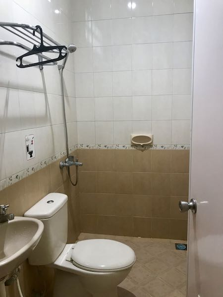 heytheregrace.com | Hotel Besar Purwokerto - The Toilet 2