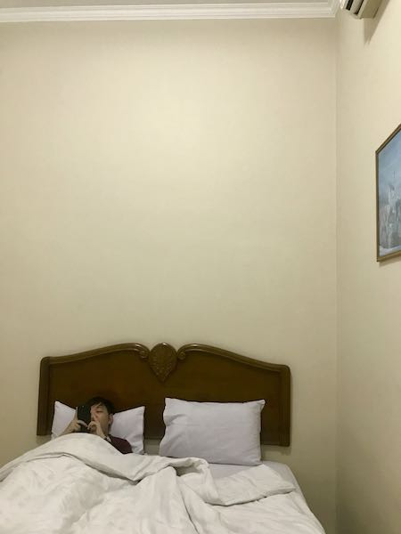 heytheregrace.com | Hotel Besar Purwokerto - The Room (Double Bed)