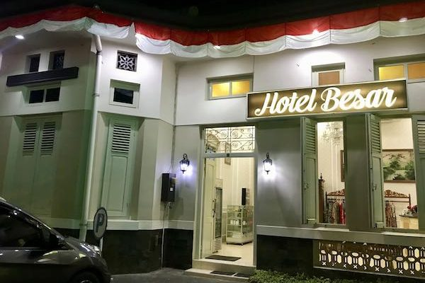 Hotel Besar Purwokerto, A Hotel From The Past [Hotel Review]