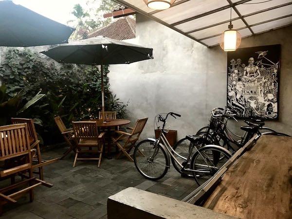 heytheregrace.com | Watu Agung Guest House - Outdoor Area 1