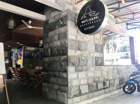 heytheregrace.com | Watu Agung Guest House - Front/Parking Lot 2