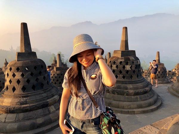 heytheregrace.com | Sunrise at Borobudur 27