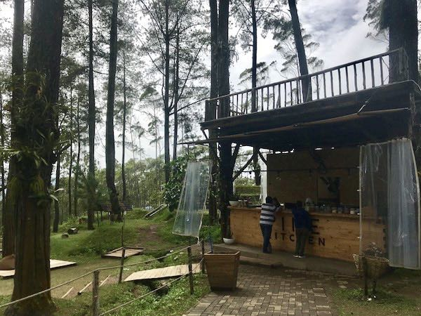 heytheregrace.com | Pine Kitchen at Orchid Forest Lembang