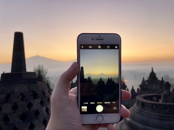 heytheregrace.com | Sunrise at Borobudur 7