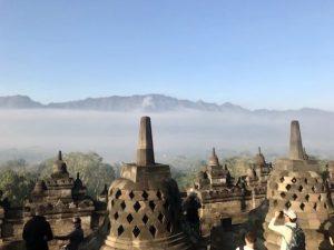 heytheregrace.com | Sunrise at Borobudur 16