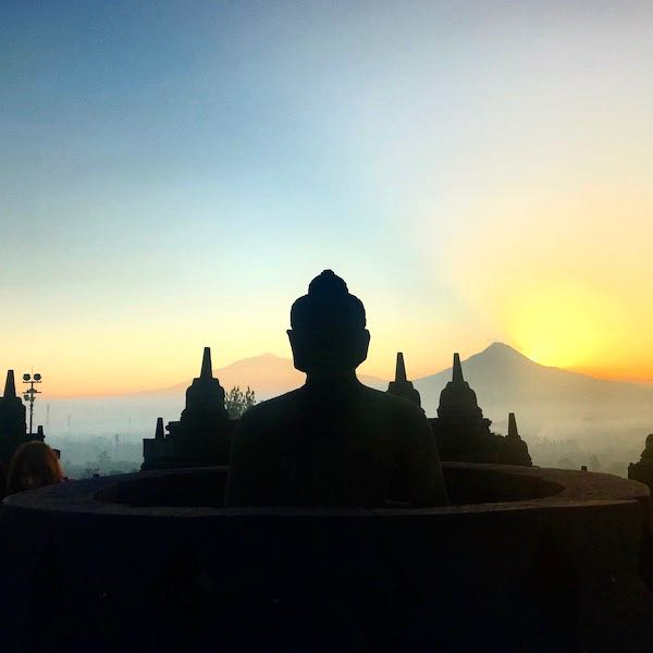heytheregrace.com | Sunrise at Borobudur 24