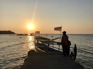 heytheregrace.com | Almost sunset at Jepara 6