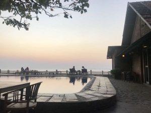 heytheregrace.com | Sunset view at Yam Yam Resto Jepara 3