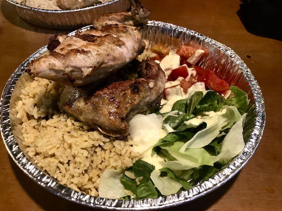 heytheregrace.com | Rumah Makan Marase - 1/2 Ayam Turky + Nasi Rempah 2