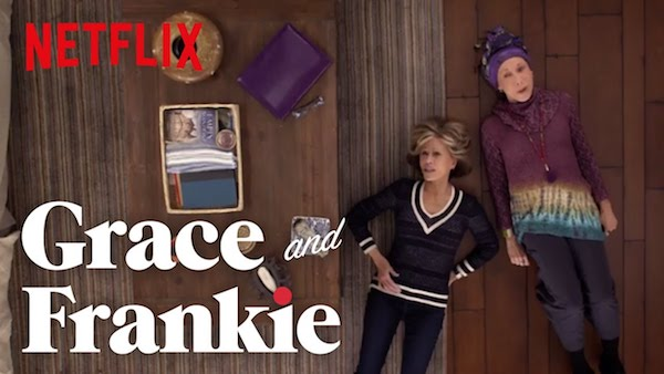 Netflix's Grace and Frankie Review | Bahasa Indonesia