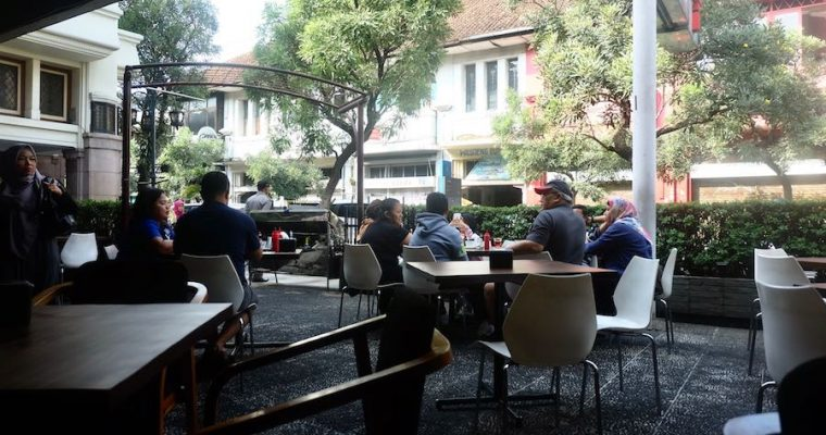 Have Breakfast at Braga Permai and Enjoy Bandung Morning Breeze