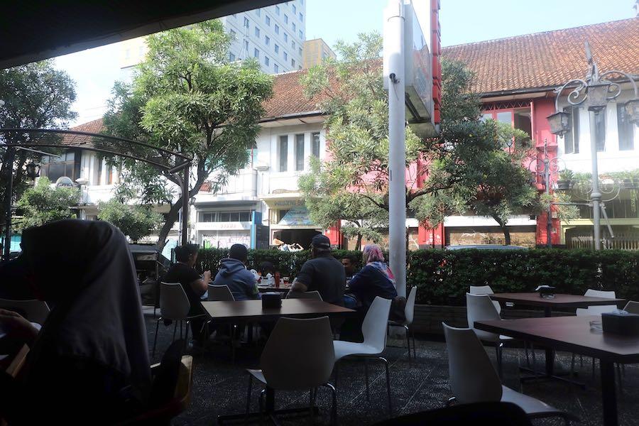 heytheregrace.com | Braga Permai Restaurant - Outdoor Area