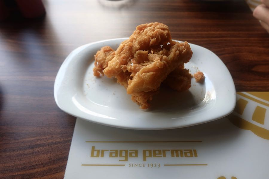 heytheregrace.com | Breakfast at Braga Permai Bandung - Pisang Goreng Kampung