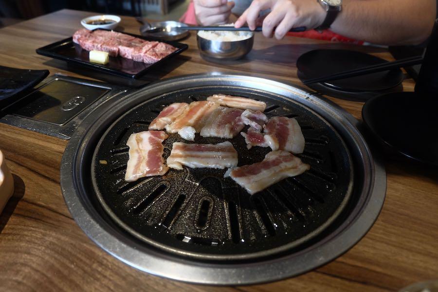 heytheregrace.com | Korean BBQ at Maboo BBQ Bandung