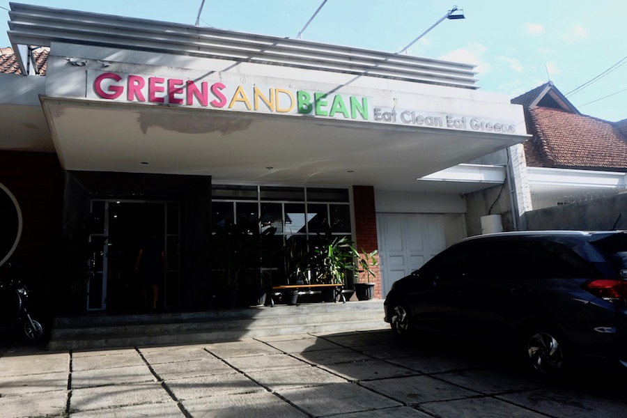 heytheregrace.com | Greens and Bean Bandung