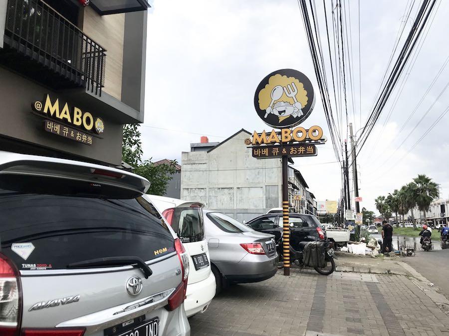 heytheregrace.com | Maboo BBQ Bandung