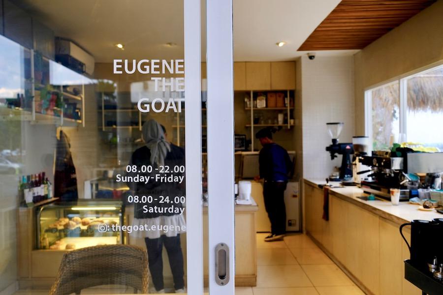 heytheregrace.com | Eugene the Goat Bandung