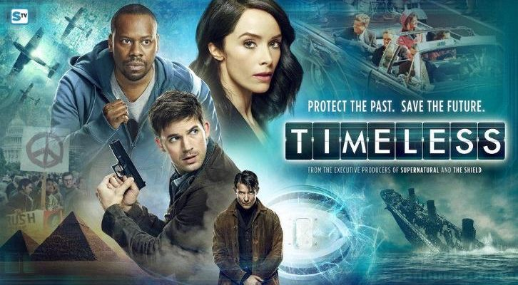 Timeless Review | Bahasa Indonesia | TV Series Review