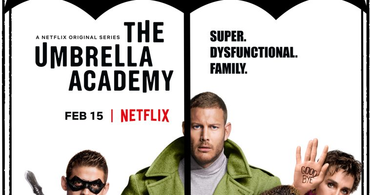 Netflix's The Umbrella Academy Review | Bahasa Indonesia.