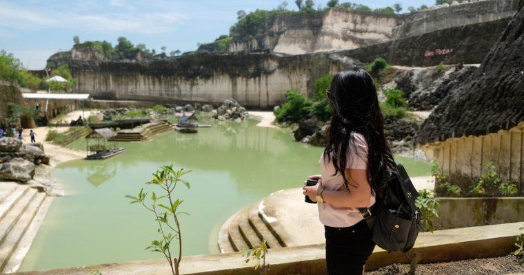 Visiting Bukit Jaddih (Jaddih Limestone Hill) in Madura