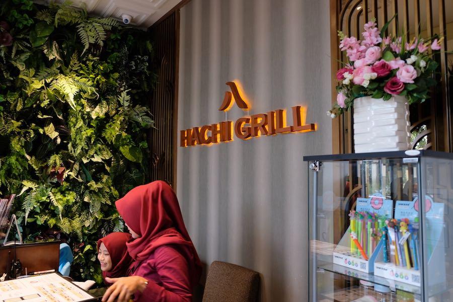 heytheregrace.com | Hachi Grill Bandung